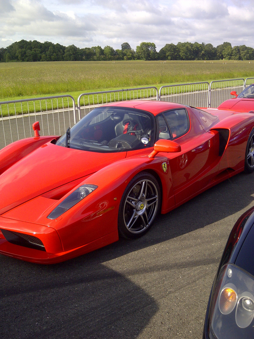 Top Gear Test Track 2012