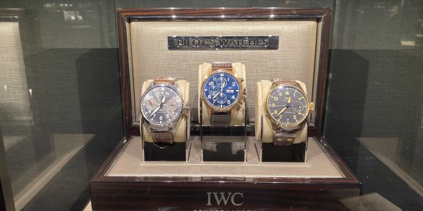 IWC Event With Sponsors Berry's Jewellers